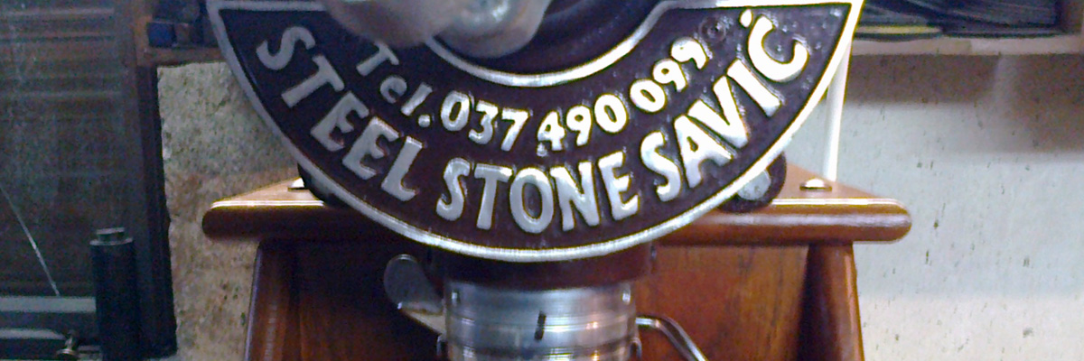 Steel Stone Savic 04